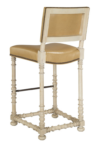 Hickory Chair - Blackstone Barstool in Ash - 709-14