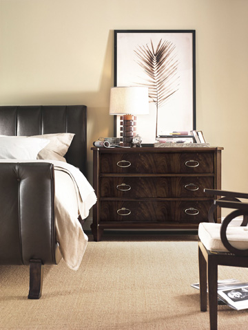 Hickory Chair - Calla Bed - 7660-10
