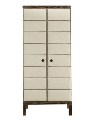 Hickory Chair - Muse Tall Upholstered Cabinet - 9569-70