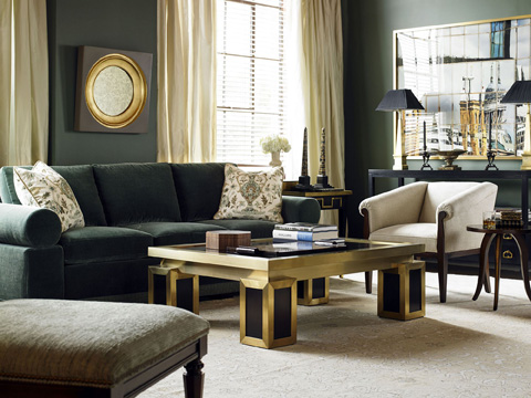 Hickory Chair - Michelle Side Table - 5287-10