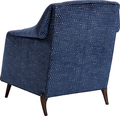 Hickory Chair - Mimi Lounge Chair - 8505-24