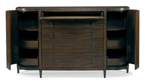 Hickory White - Brooks Bedroom Cabinet - 245-53