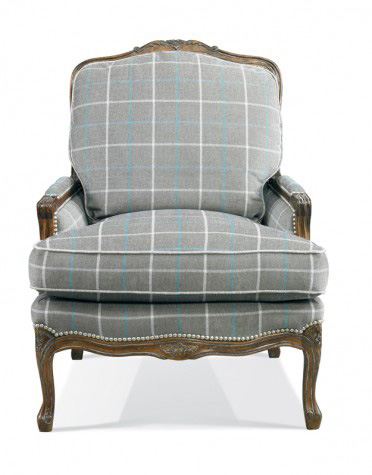 Hickory White - Accent Chair with Cushion Arms - 4470-01