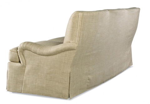Hickory White - Sofa with English Arms - 4605-05