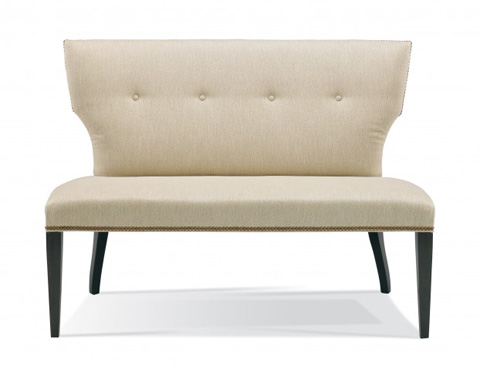 Hickory White - Upholstered Banquette - 901-68