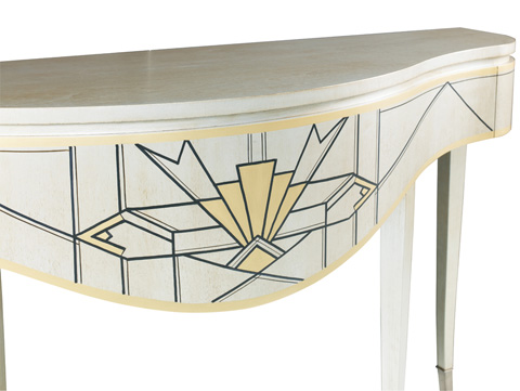 Hickory White - Console Table - 533-31