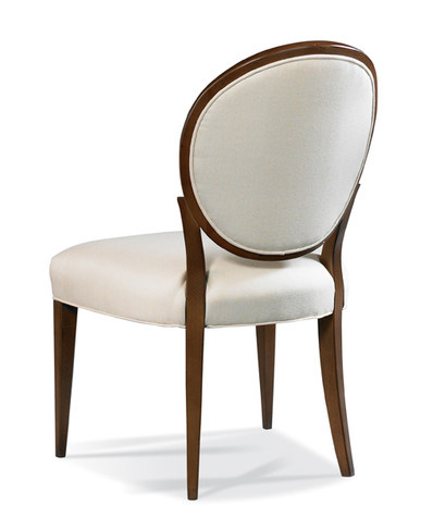 Hickory White - Oval Back Side Chair - 531-64