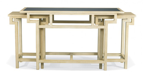 Hickory White - Lombard Nesting Console - 253-34