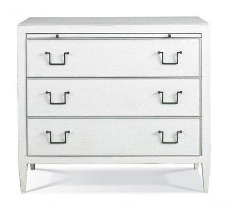 Hickory White - Morro Bedside Chest - 255-74