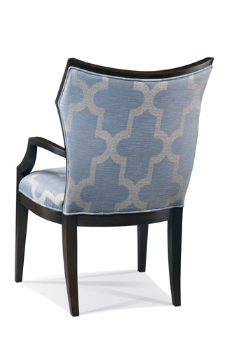 Hickory White - Halsey Arm Chair - 441-61