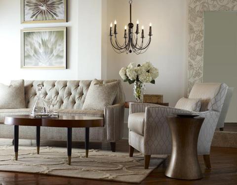 Highland House - Adagio Cocktail Table - HH20-606-GL