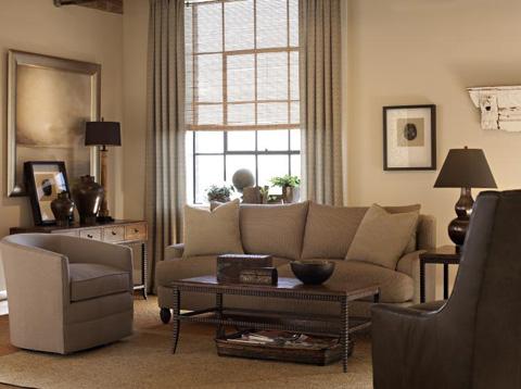 Highland House - Morgen Sofa - 1050-83
