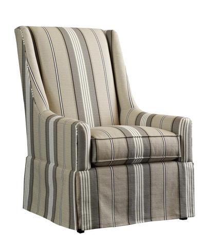 Highland House - Conor Skirted Chair - 1065
