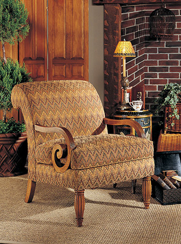 Highland House - Poet's Chair - 2547