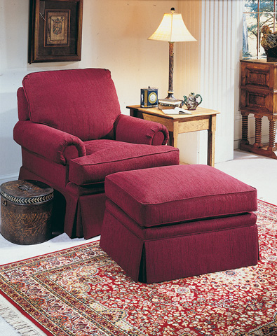 Highland House - Lawson Swivel Chair - 2583SW