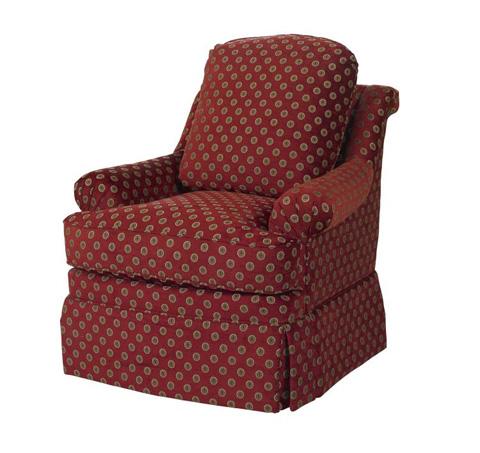 Highland House - Zachary Swivel Chair - 2873SW