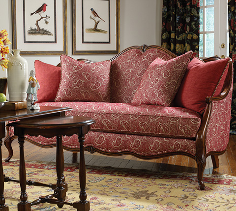 Highland House - Chinon Sofa - 4104-75