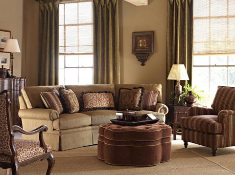 Highland House - A La Carte Wedge Sofa - 4924