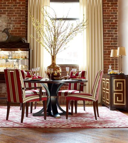 Highland House - Audrey Arm Chair - BB8045