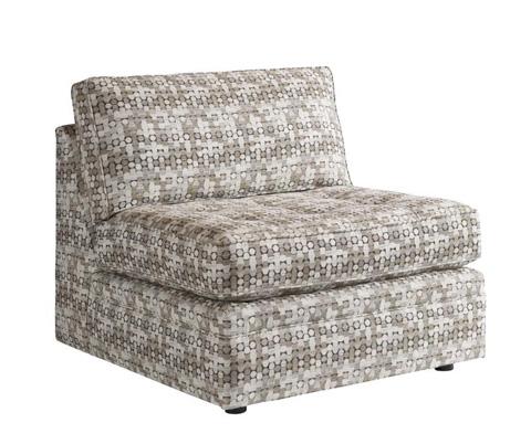 Highland House - Kino Armless Chair - CA6034-AC