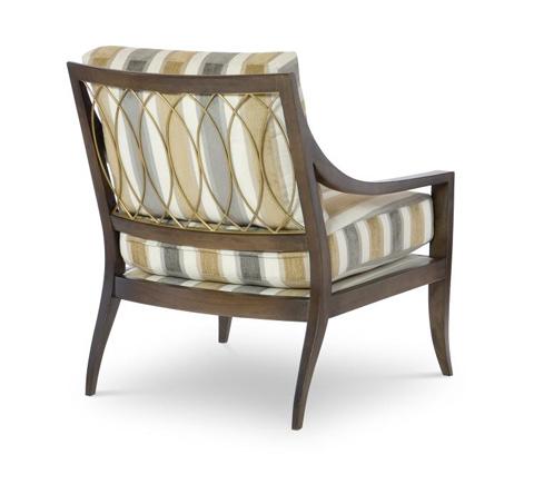 Highland House - Bijou Accent Chair - CA6087
