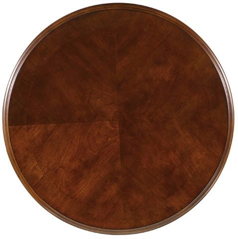 Hooker Furniture - Brookhaven Round Lamp Table - 281-80-116