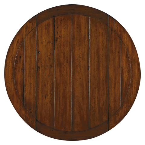 Hooker Furniture - Waverly Place Round Drop Leaf Pedestal Table - 366-75-218