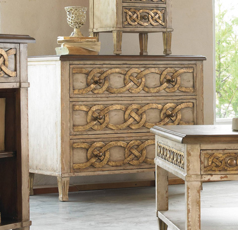 Hooker Furniture - Three-Drawer Chest - 656-85-122