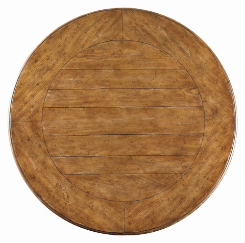 Hooker Furniture - Dune Beach Sanctuary Round Lamp Table - 3002-80116