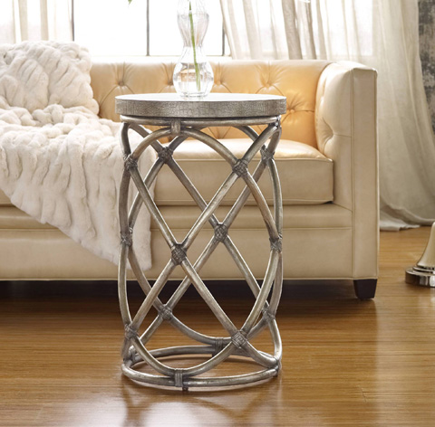 Hooker Furniture - Rattan Accent Table - 638-50100
