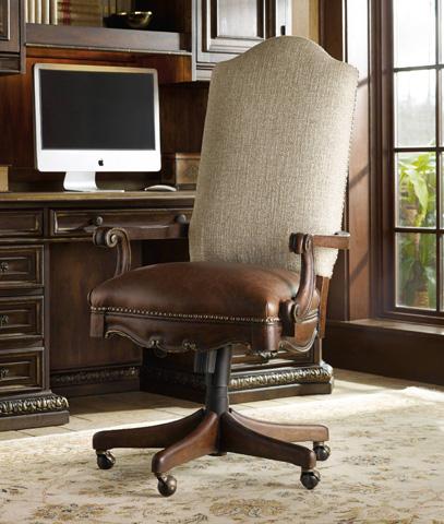 Hooker Furniture - Adagio Tilt Swivel Chair - 5091-30220