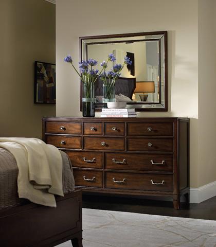 Hooker Furniture - Palisade Landscape Mirror - 5183-90008