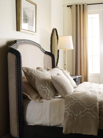 Hooker Furniture - Corsica Dark King Shelter Bed - 5280-90866