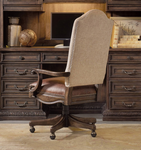 Hooker Furniture - Rhapsody Tilt Swivel Chair - 5070-30220
