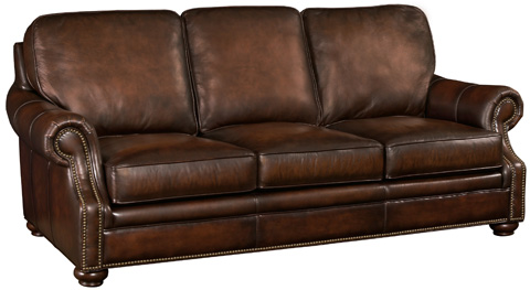 Image of Montgomery Sofa in Sedona Chateau Leather