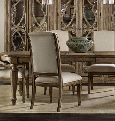Hooker Furniture - Upholstered Side Chair - 5291-75510