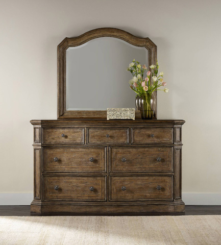 Hooker Furniture - Mirror - 5291-90008
