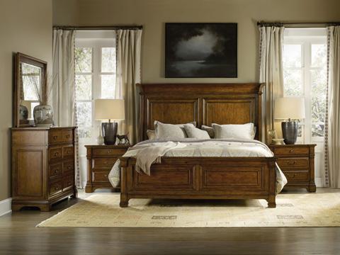 Hooker Furniture - Panel Bed - 5323-90266