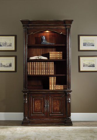 Hooker Furniture - Grand Palais Single Bookcase - 5272-10445