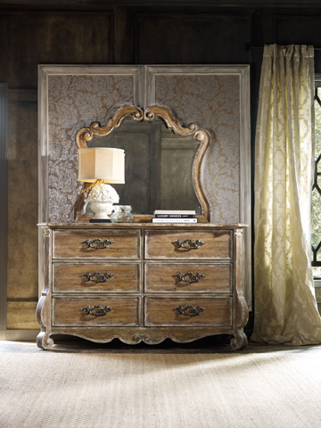 Hooker Furniture - Chatelet Mirror - 5300-90009