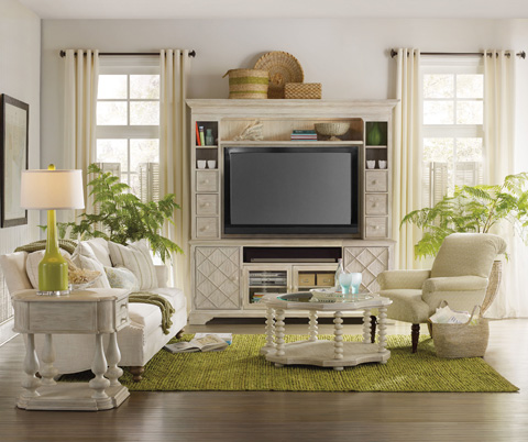 Hooker Furniture - Sunset Point Two Piece Entertainment Group - 5325-55202