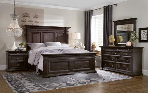 Hooker Furniture - Treviso Queen Panel Bed - 5374-90250