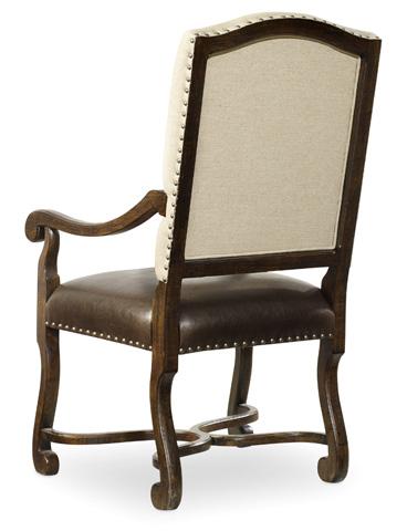 Hooker Furniture - Treviso Camelback Arm Chair - 5474-75500
