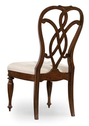 Hooker Furniture - Leesburg Splatback Side Chair - 5381-75310