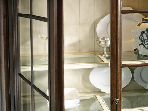 Hooker Furniture - Leesburg Display Cabinet - 5381-75906