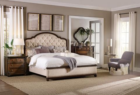 Hooker Furniture - Leesburg Three Drawer Nightstand - 5381-90016