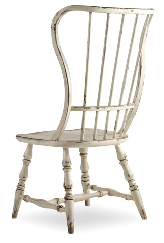 Hooker Furniture - Sanctuary Brighton Spindle Back Side Chair - 5403-75310