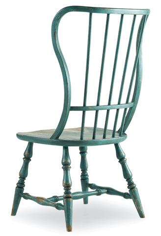 Hooker Furniture - Sanctuary Brighton Spindle Side Chair - 5405-75310