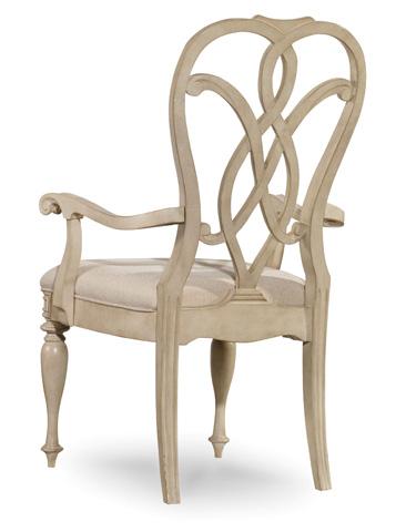 Hooker Furniture - Leesburg Splatback Arm Chair - 5481-75300