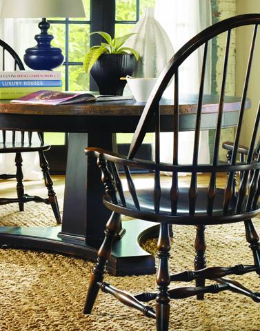 Hooker Furniture - Sanctuary Windsor Arm Chair - 3005-75320